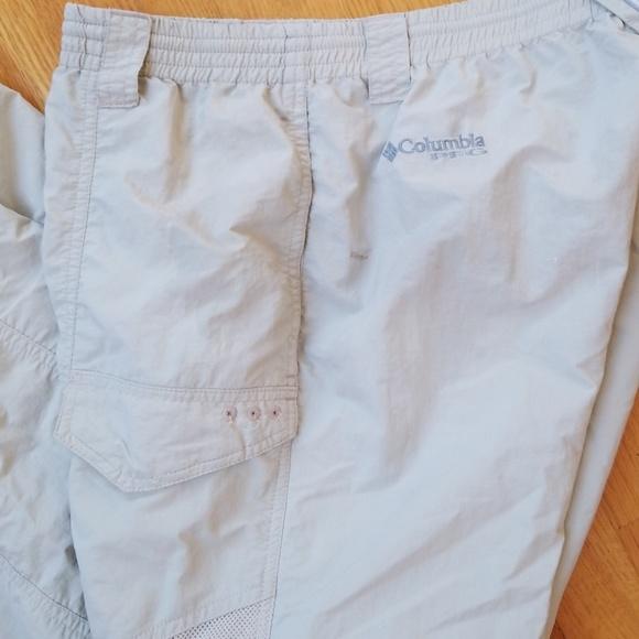 Columbia Pants - Columbia Women's PFG Omni-Shade Zip-off Pants